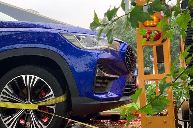 2020北京车展探馆:捷途新款X90实拍图