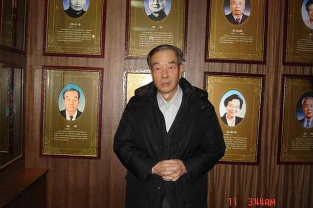 """被农民兄弟称为""""黄瓜王"""" 中国工程院院士侯锋逝世"""