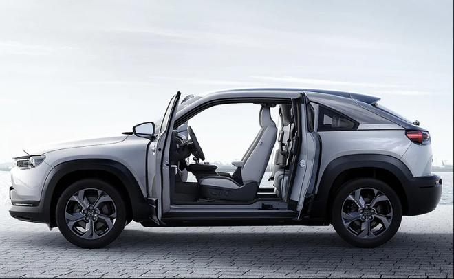 马自达在日本推出混动版MX-30车型 起售价2.29万美元