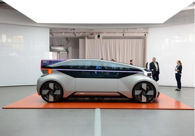 360c概念车(图片来源网络)