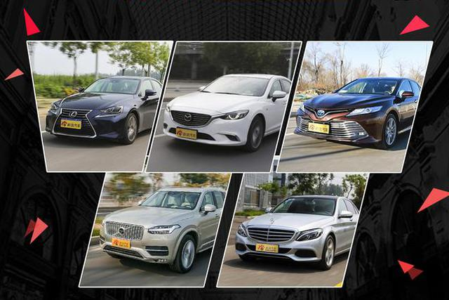 好车排行榜 巡航失灵刹不住 哪款车被动安全最优秀?