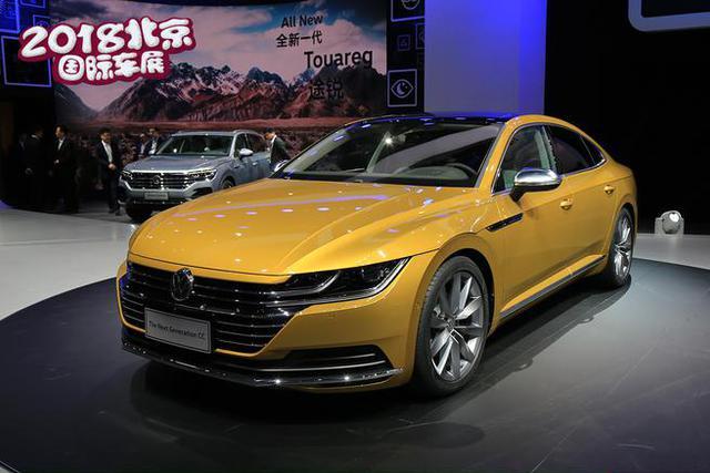 新车|一汽-大众全新CC+首款SUV亮相
