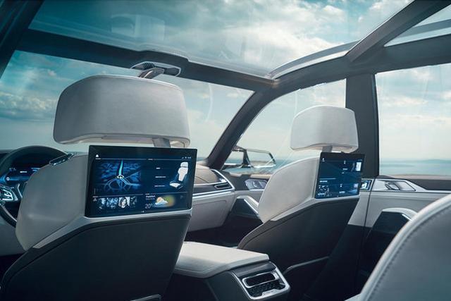 宝马将推X8全新SUV 轻量化车身/竞争奔驰GLS