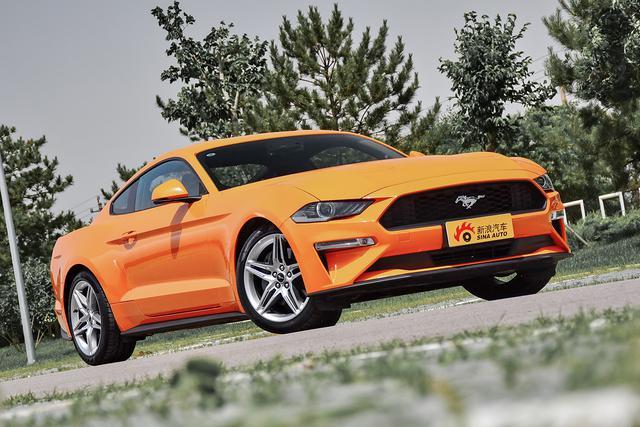 实拍|换装10AT变速箱 福特Mustang