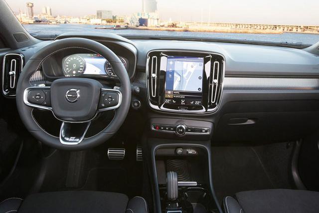 沃尔沃SUV家族XC40将国产 竞争奥迪Q3