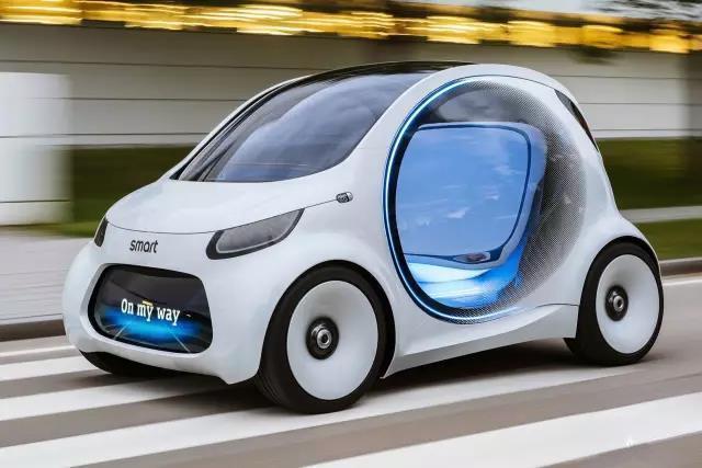 传戴姆勒与北汽新能源合资在华生产smart