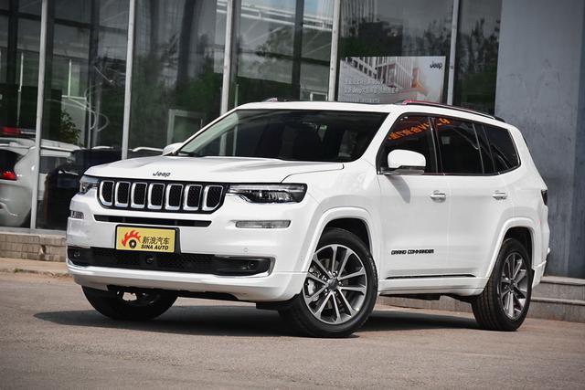 Jeep 3款车型将搭国VI发动机 配置增加