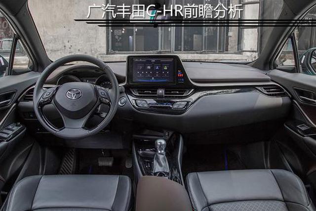 等你很久了 广汽丰田C-HR前瞻分析