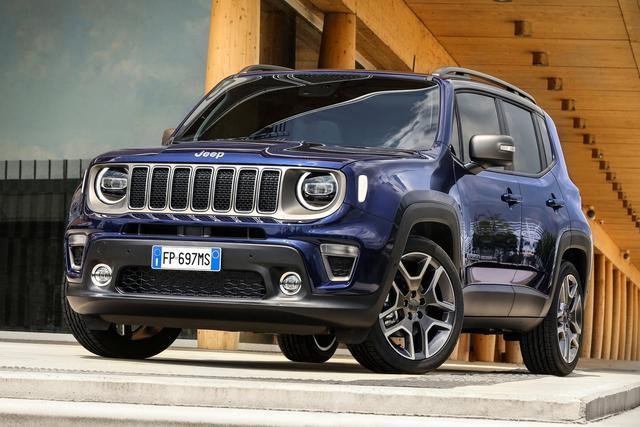 图集|Jeep新款自由侠 细节有调整