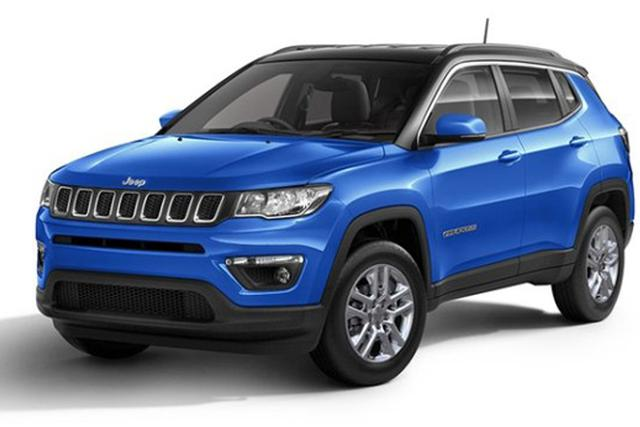 安全配置升级 Jeep指南者特别版官图发布
