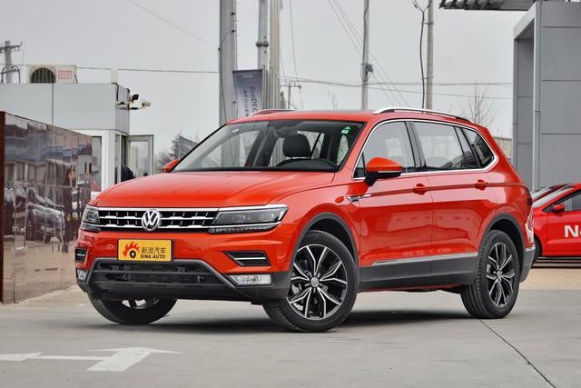 图集|35-50万欧系SUV车型推荐 途观夺冠