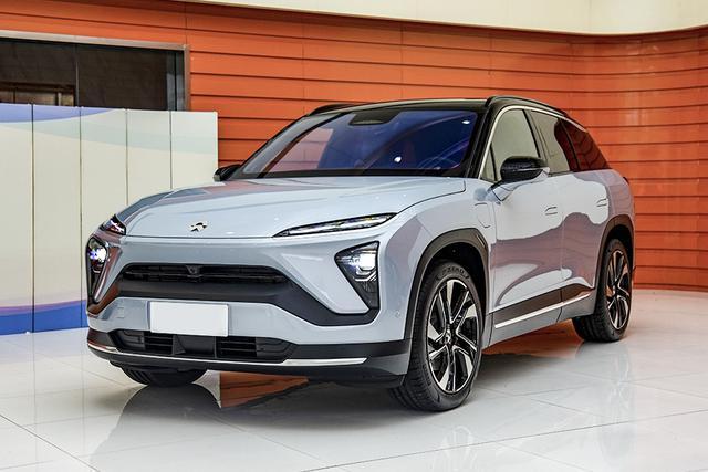 新车|蔚来ES6正式上市 售价35.8-49.8万元