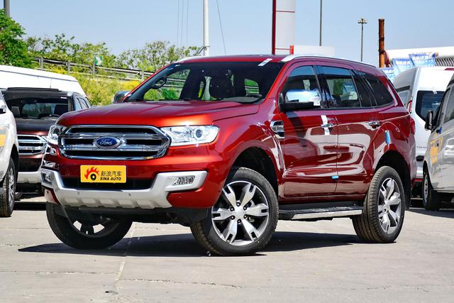 新车|2019款撼路者上市 售27.88-36.88万元