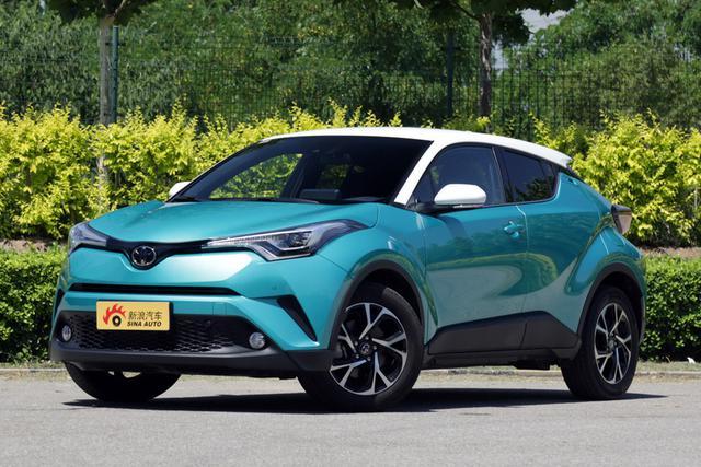 新能源|广汽丰田将于2020年引入纯电动C-HR