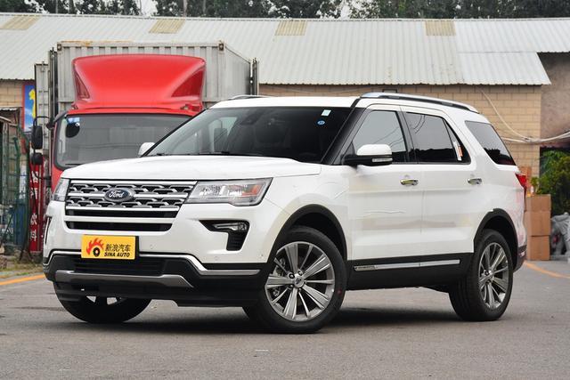 积极响应国家政策 福特下调中国大陆进口车