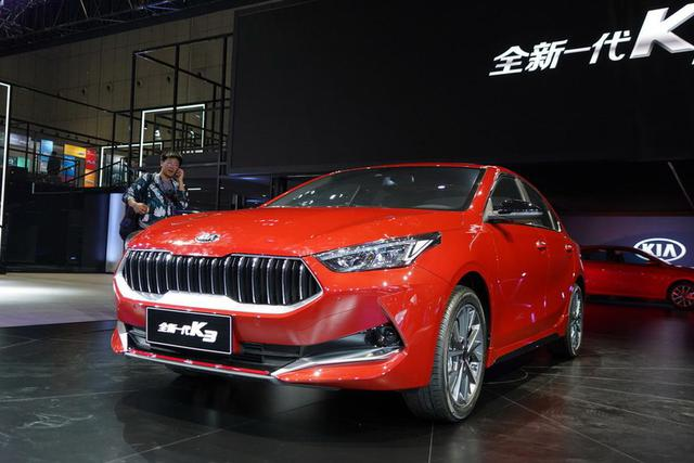 新车|全新起亚K3预售价曝光 预售10.58-13.38万