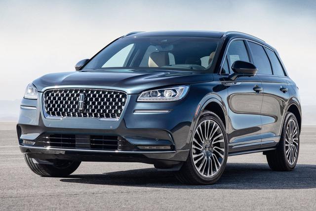 新车|林肯全新中型SUV亮相 约合22万元起售