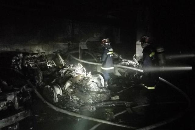 技术|一把火走红!特斯拉自燃事故分析