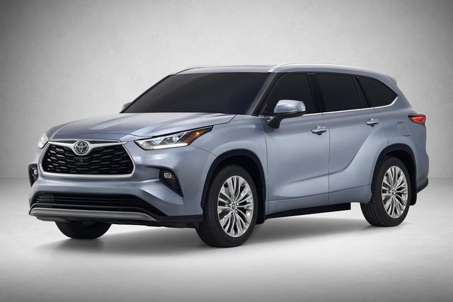 新车|大动作 新一代汉兰达或广州车展发布