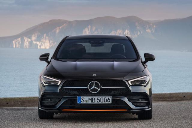 图集|2020款CLA 小号豪华轿跑/个性选择