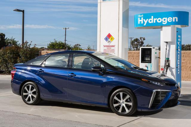 纯电动和氢燃料 谁才是真正的新能源汽车