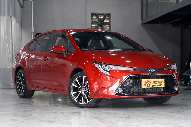 新车|广汽丰田全新一代雷凌上市 售11.58万起