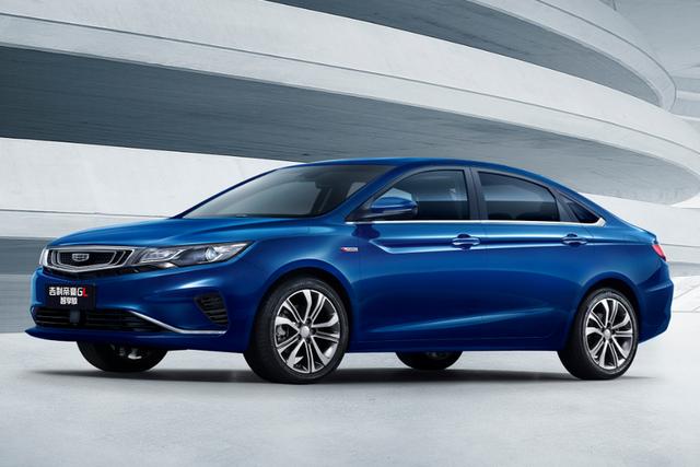 新车|新增1.5TD动力 帝豪GL智享版官图发布