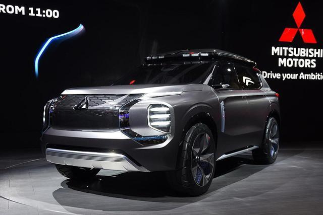 新车|强势回归 三菱SUV电气化新消息