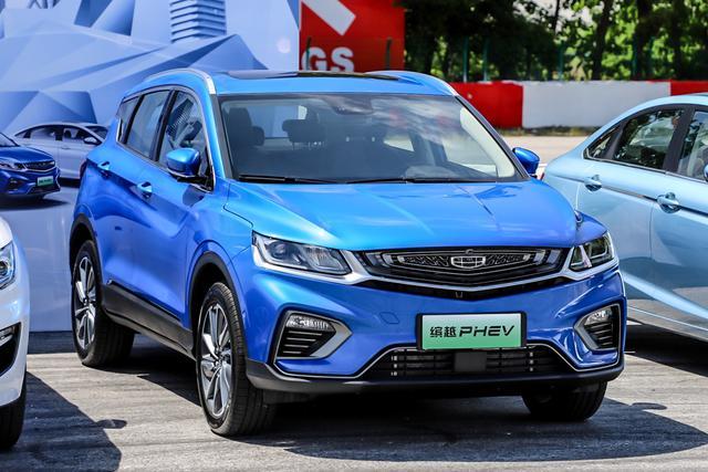 新車|吉利繽越PHEV上市補貼后售13.98-15.98萬元