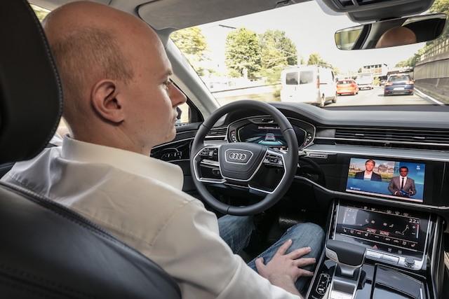 曝奥迪自动驾驶部门将整合到福特自动驾驶公司Argo AI中