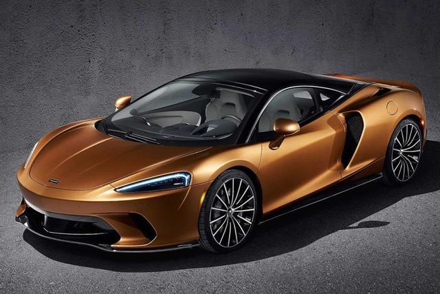 新车|3.2秒破百 迈凯伦GT发布并接受预定