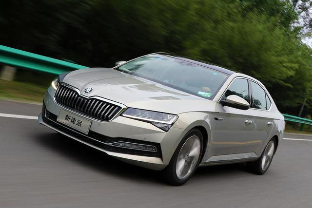 新车 新款斯柯达速派上市 售16.99万-23.99万