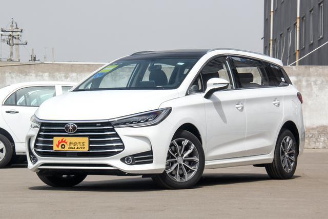 新車|比亞迪宋MAX新增車型上市售9.19-10.19萬