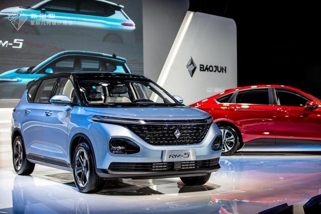 设计解读 新宝骏RM-5/RC-6 非汽车设计的汽车