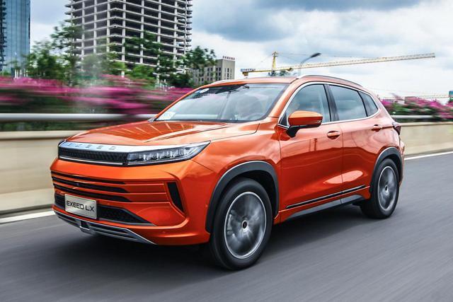 试驾 星途LX 未来的科技爆款SUV?