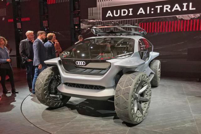 奥迪专访 电气化版块增添高性能车型的补充
