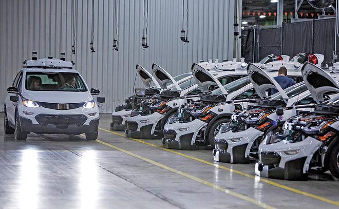通用自动驾驶部门Cruise获软银22.5亿美元投资