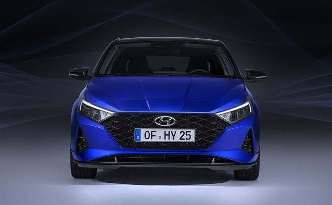 2020日内瓦车展:全新一代现代i20将全球首发
