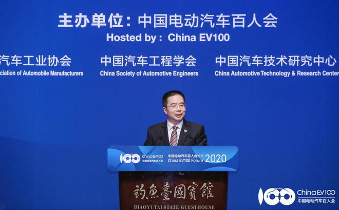 张宝林:新能源汽车市场未来3年增速将高于20%