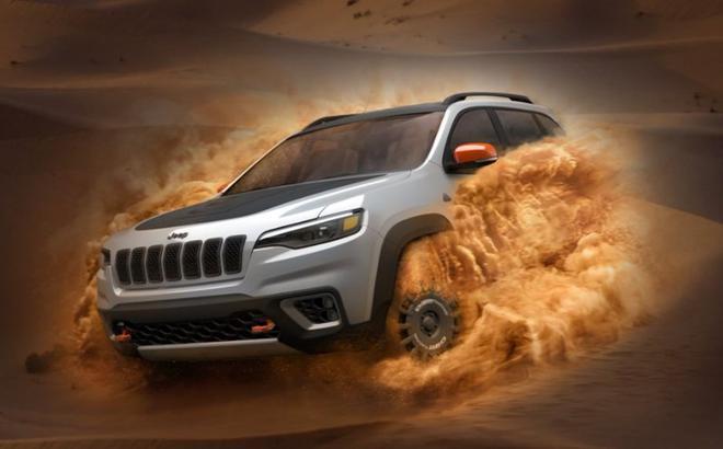 Jeep品牌:2021年全系实现电动化 自动驾驶将配备L3级别