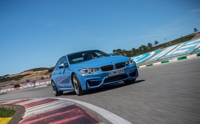 BMW-M3_Sedan