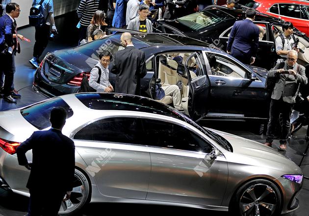 北京车市降价蔓延 合资品牌遇冷 豪华品牌热销