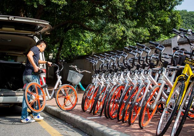 趋势分析 共享单车仍然有市场