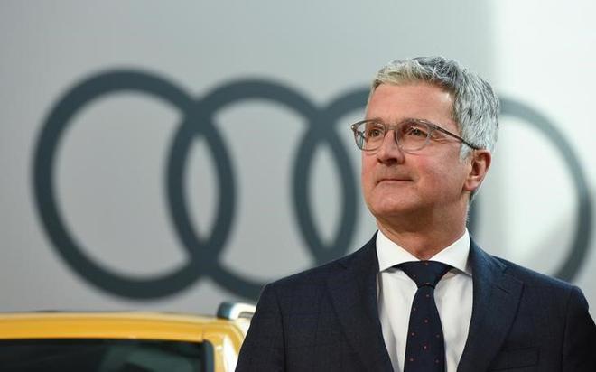 奥迪CEO施泰德遭排放门调查 大众董事会将讨论应对