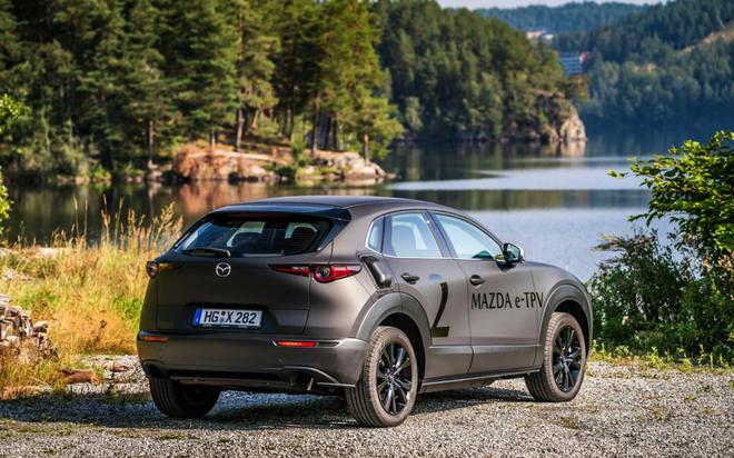 马自达确定10月将发布首款纯电动车 或为SUV车型