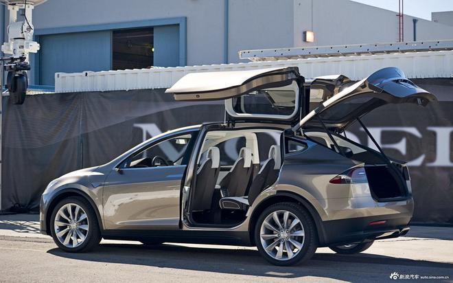 转向助力存隐患 特斯拉在华召回3183辆Model X