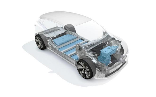 全新CMF-EV构架详解 雷诺日产三菱联盟纯电动车未来基础