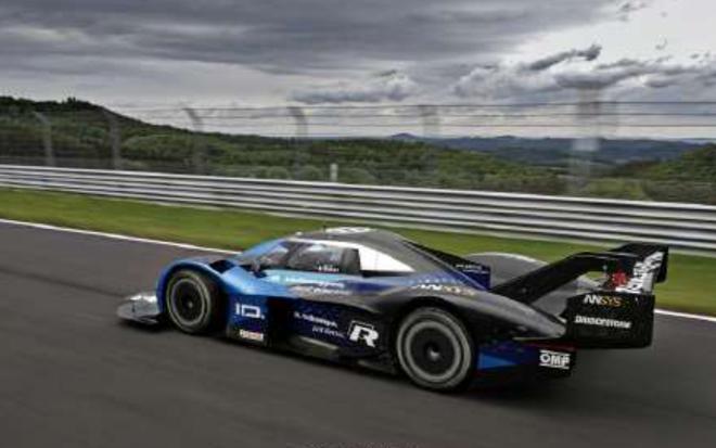 大众ID.R将再次出征 旨在卫冕最速电动车
