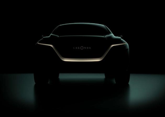 阿斯顿·马丁的SUV也来了 3月份全球首发