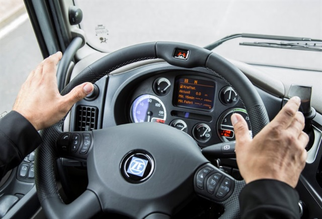 采埃孚豪投140亿美元研发自动驾驶和电动化技术